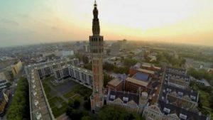 Anne Duquesne guide conferenciere Lille beffroi hotel de ville