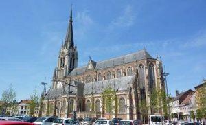 Anne Duquesne guide conferenciere pf Tourcoing Eglise Saint Christophe 1